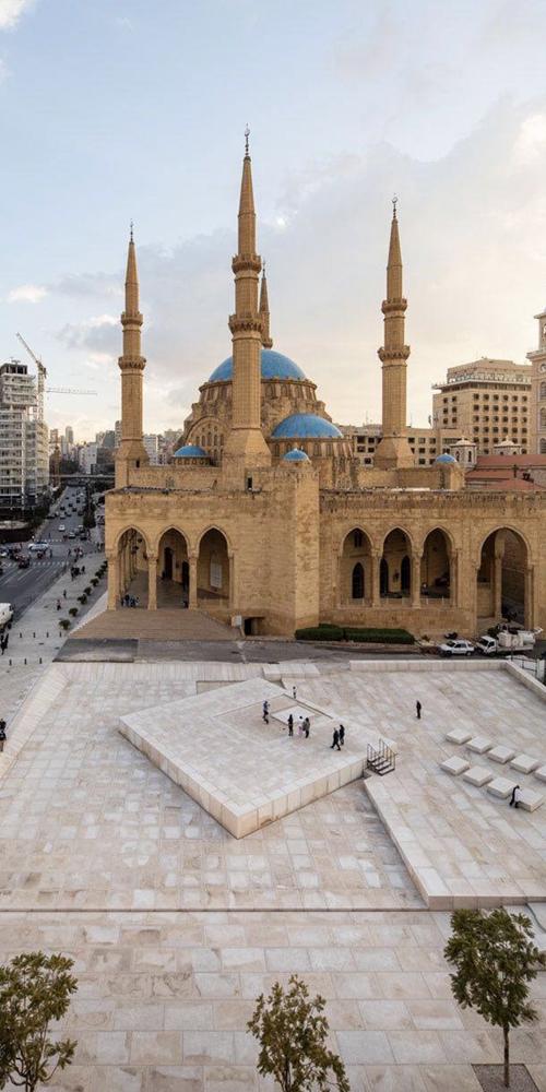 Rafic El Hariri Memorial